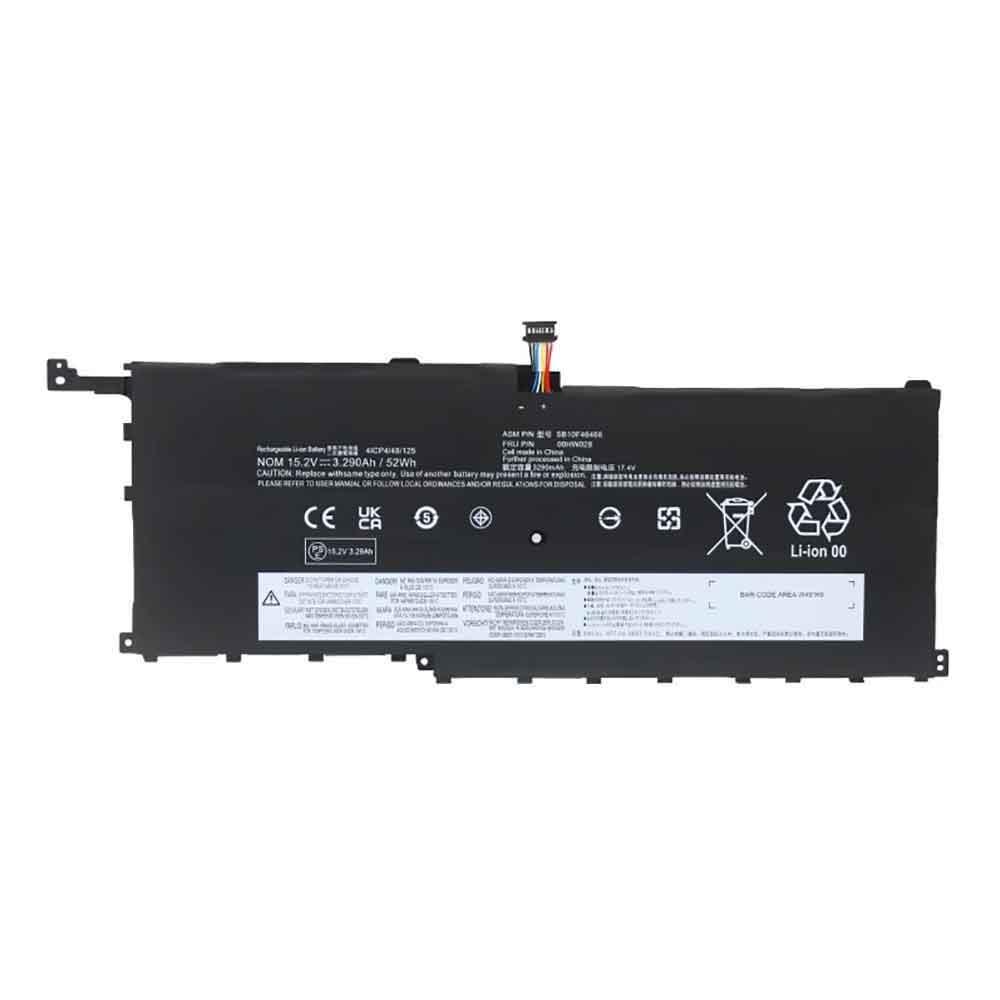 Lenovo X1C Yoga Carbon Gen 6 SB10K97567 battery