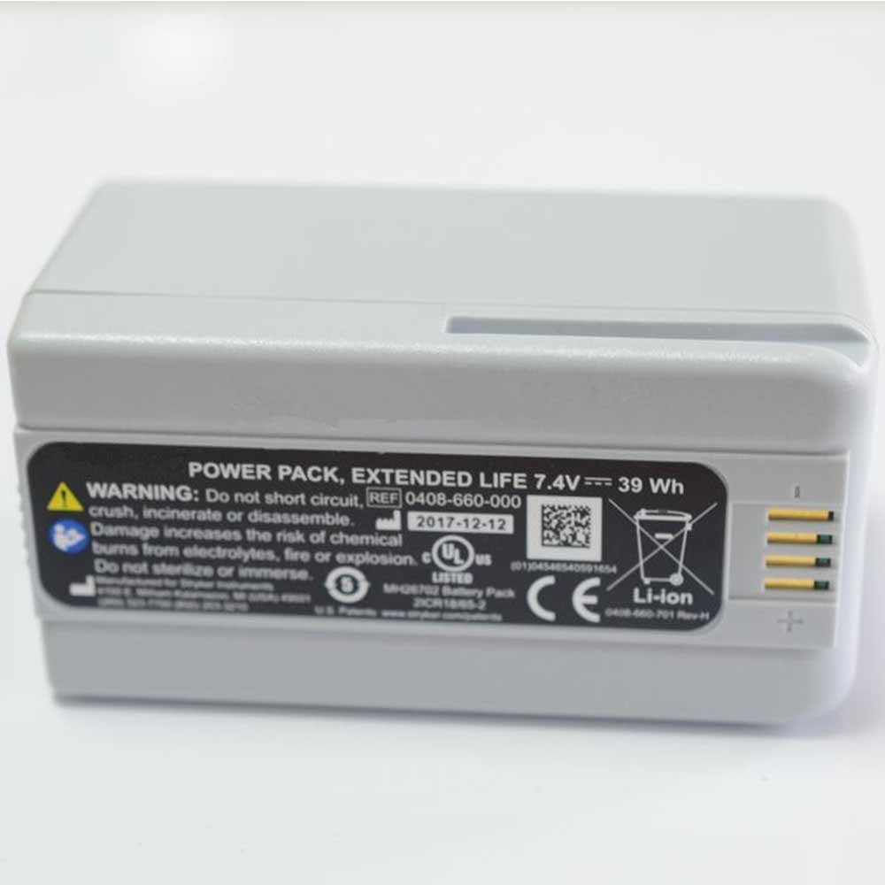 Stryker Power Pack Extended Life battery