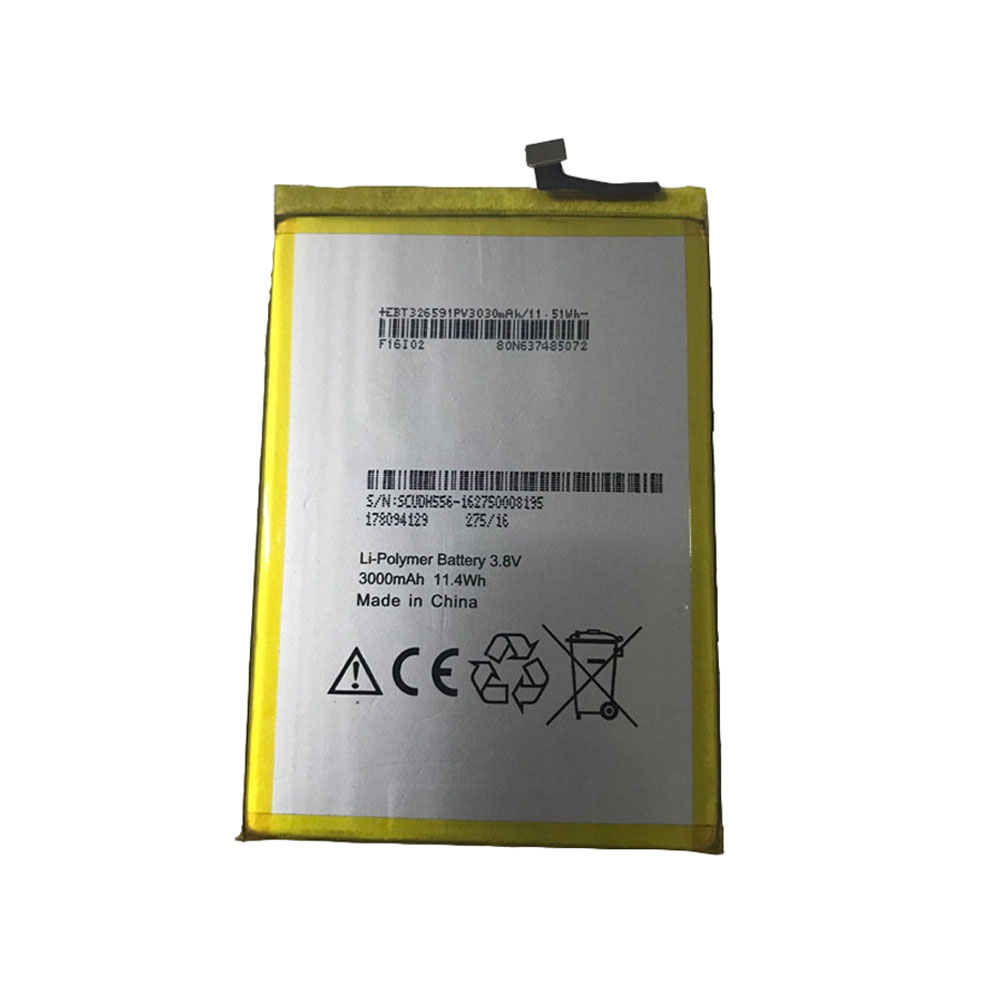 Mobiwire F16I02 battery