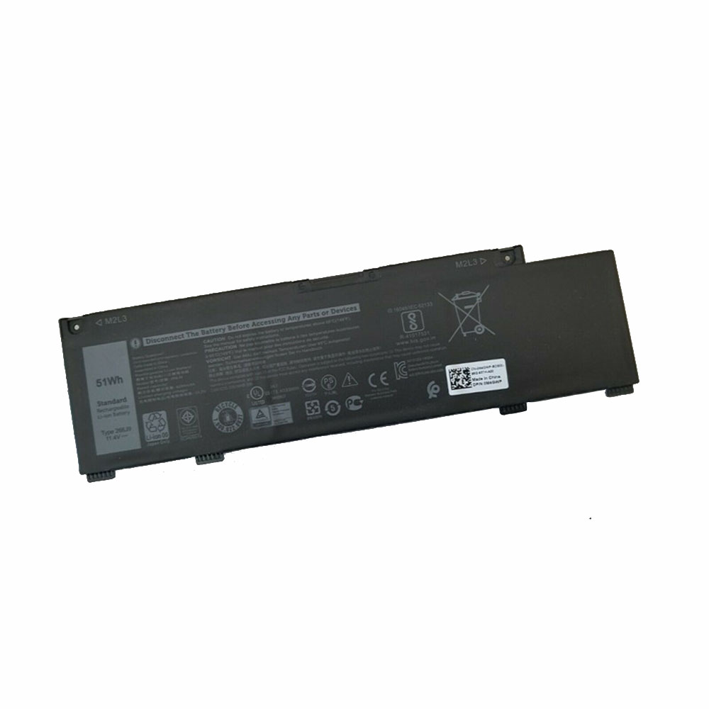 Dell G3 15 3590 15PR-1648BR 15PR-1742BR 15PR-... battery
