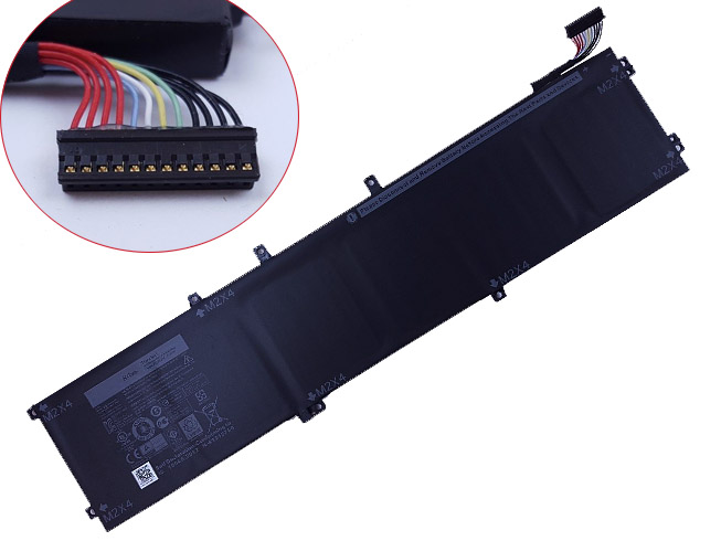 DELL XPS 15 9550  4GVGH 1P6KD battery