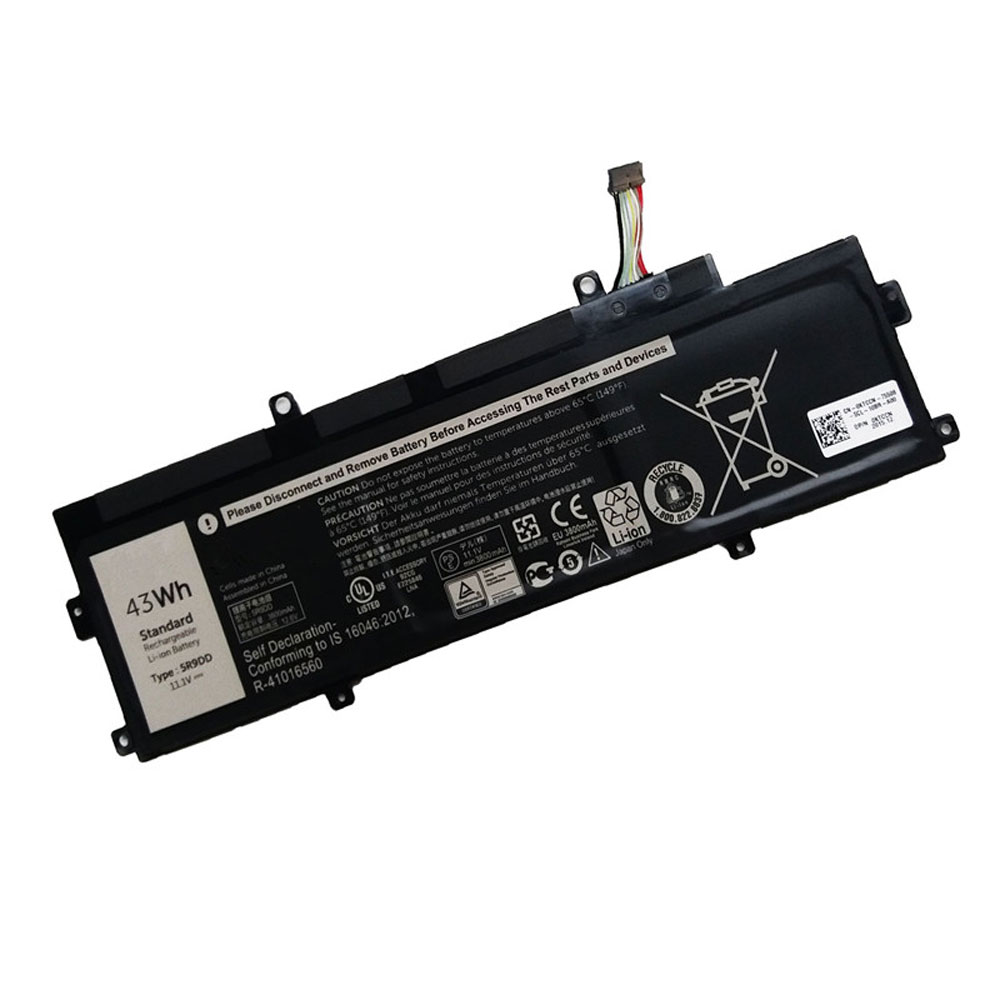 Dell Chromebook 11 3120 P22T Series battery
