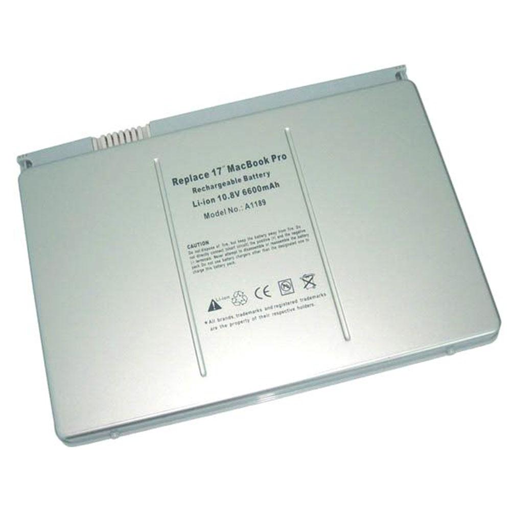 Apple MacBook Pro 17 17-inch A1151 MA092 MA61... battery