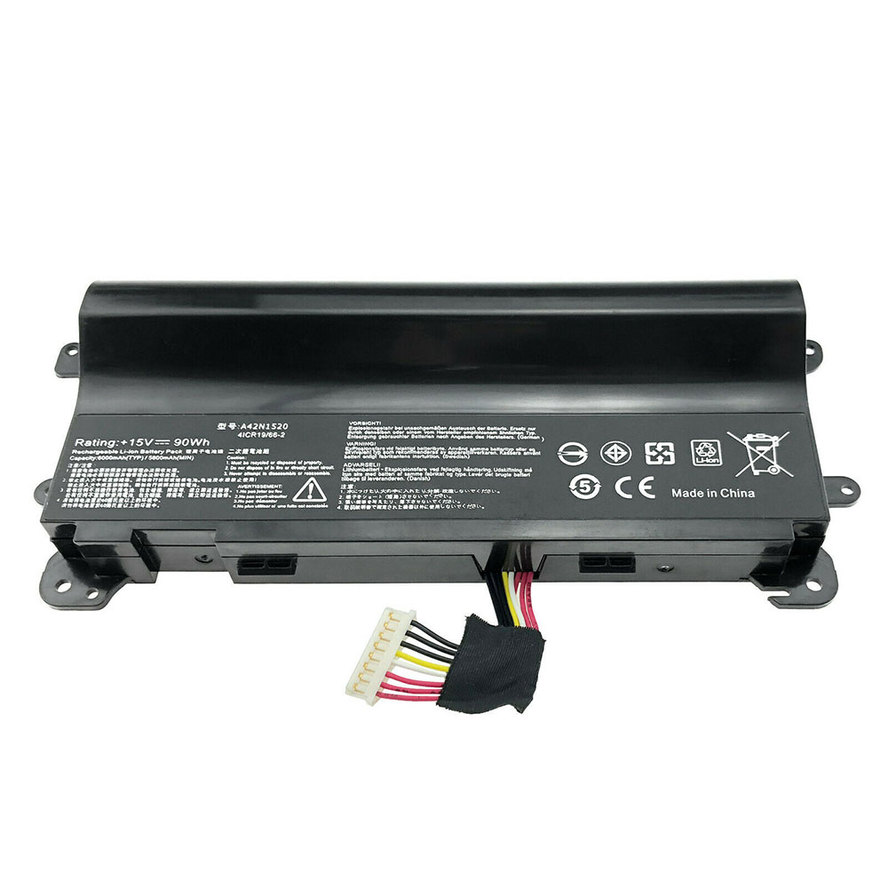 Asus ROG GFX72 GFX72VY G752VY battery