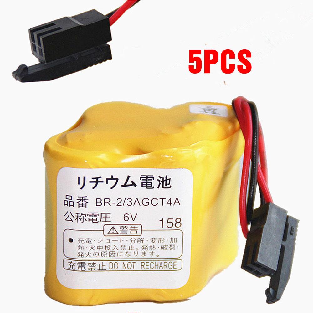 Fanuc Robotics 18-T A98L00310025(5PCS) battery