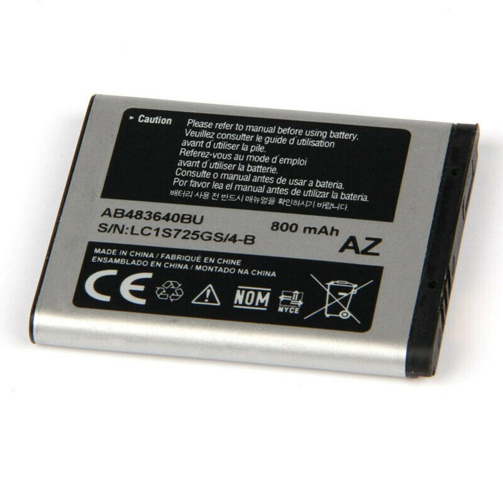 Samsung C3050 J600 J610 J750 L600 M600 J618 T... battery