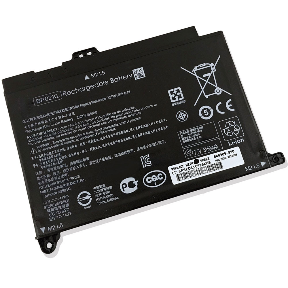 HP Pavilion Notebook PC 15 15-AU010WM 15-AU01... battery