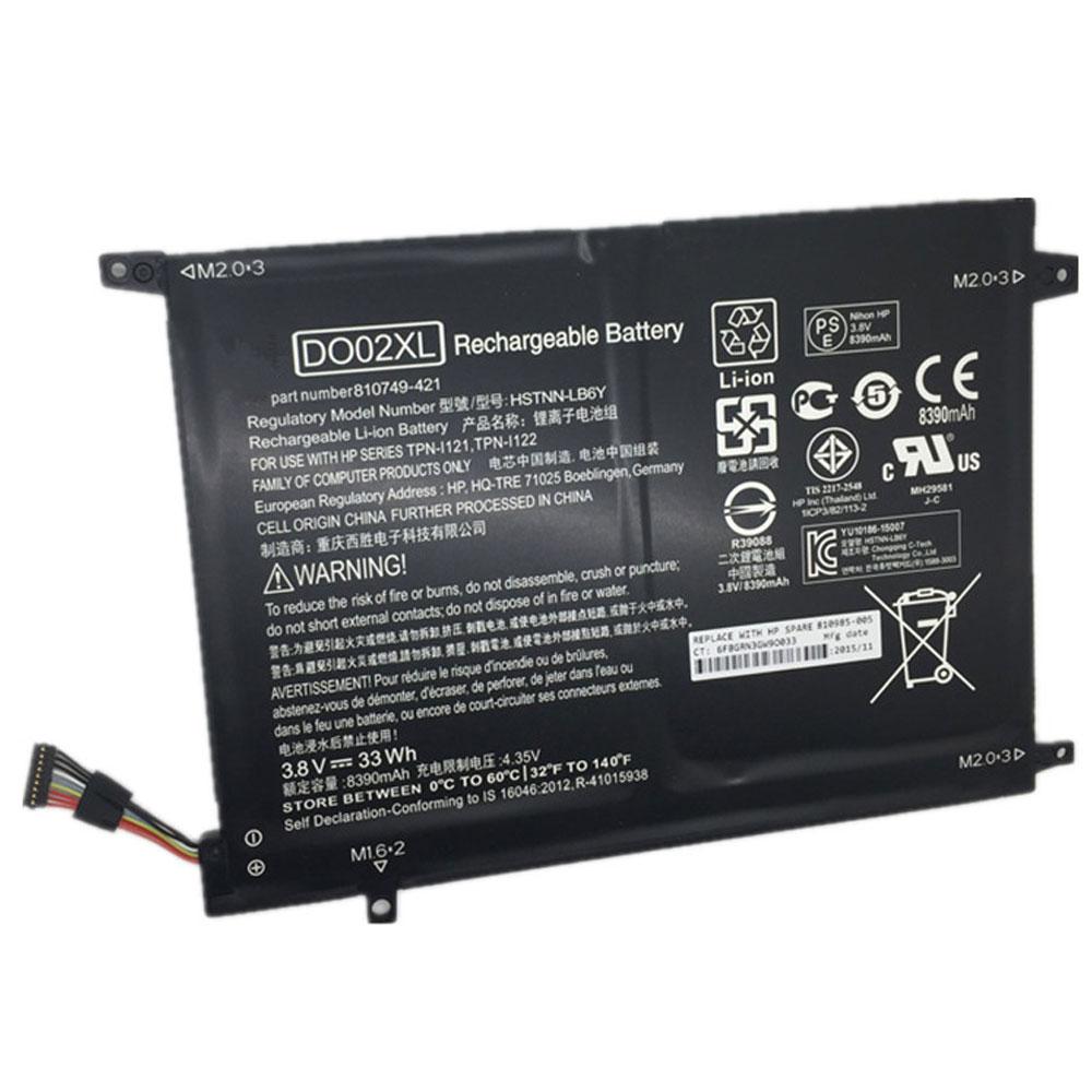 HP TPN-I121