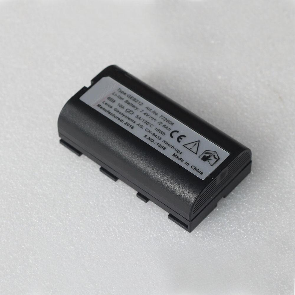 Leica ATX1200 RX1200 GPS1200 GRX1200 GPS battery
