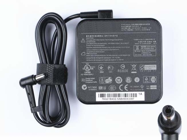 U5 100-240V 50-60Hz (for   worldwide use)  19V 4.74A, 90W adapter