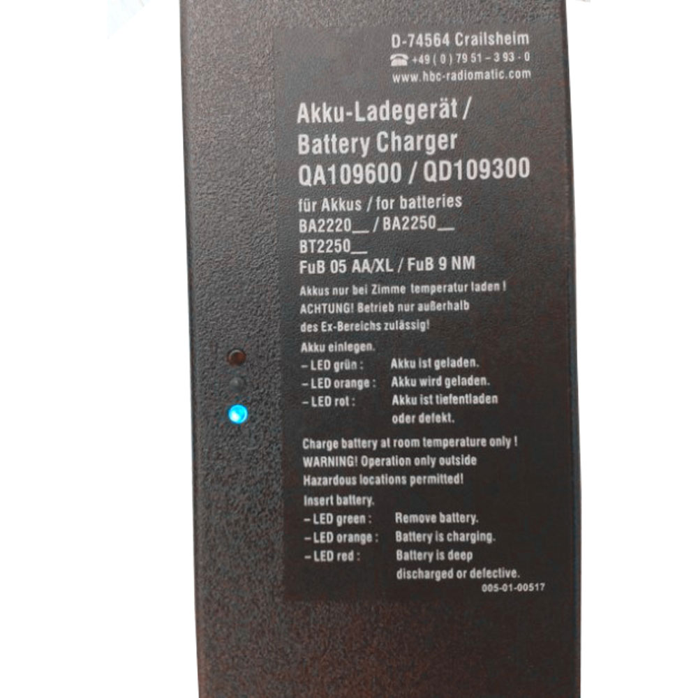 HBC Radiomatic BA225030 / BA223030 adapter
