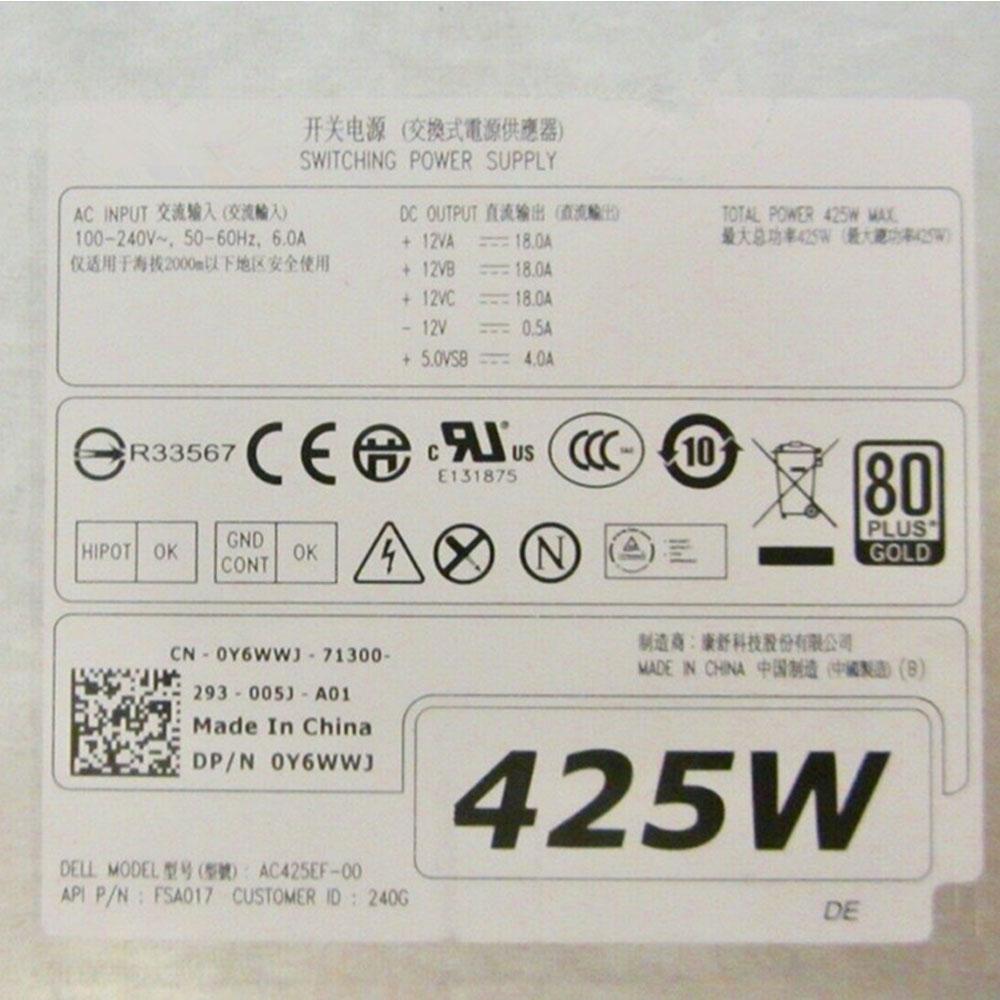 Dell AC425EF-00
