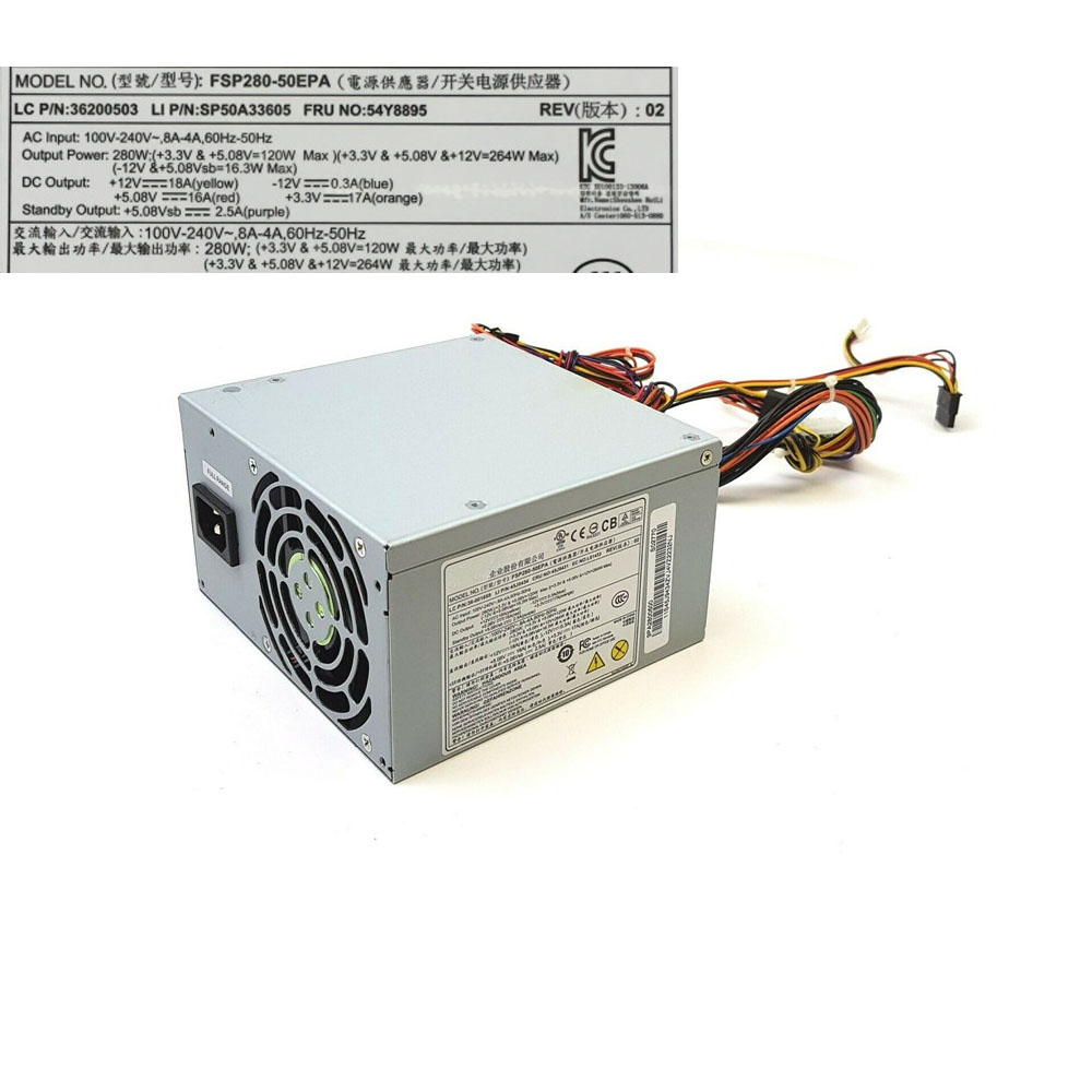 FSP FSP280-50EPA 24-Pin ATX adapter