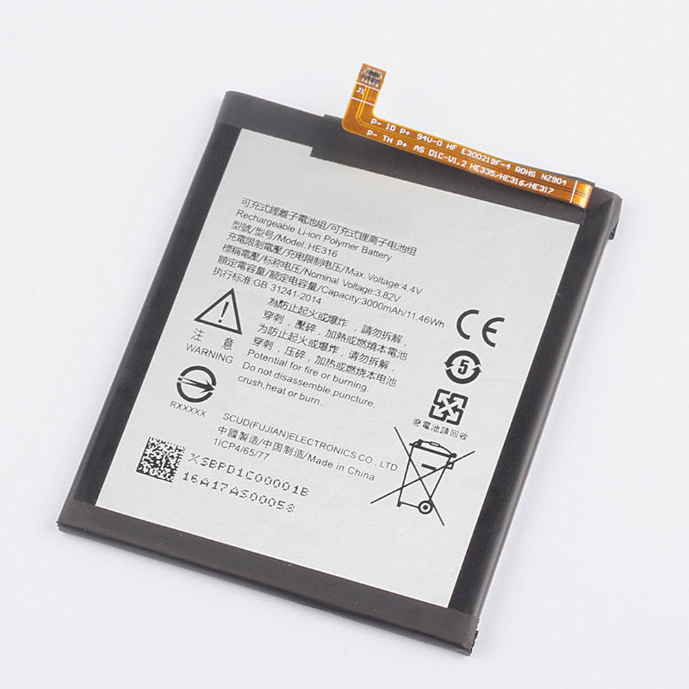 Nokia HE316
