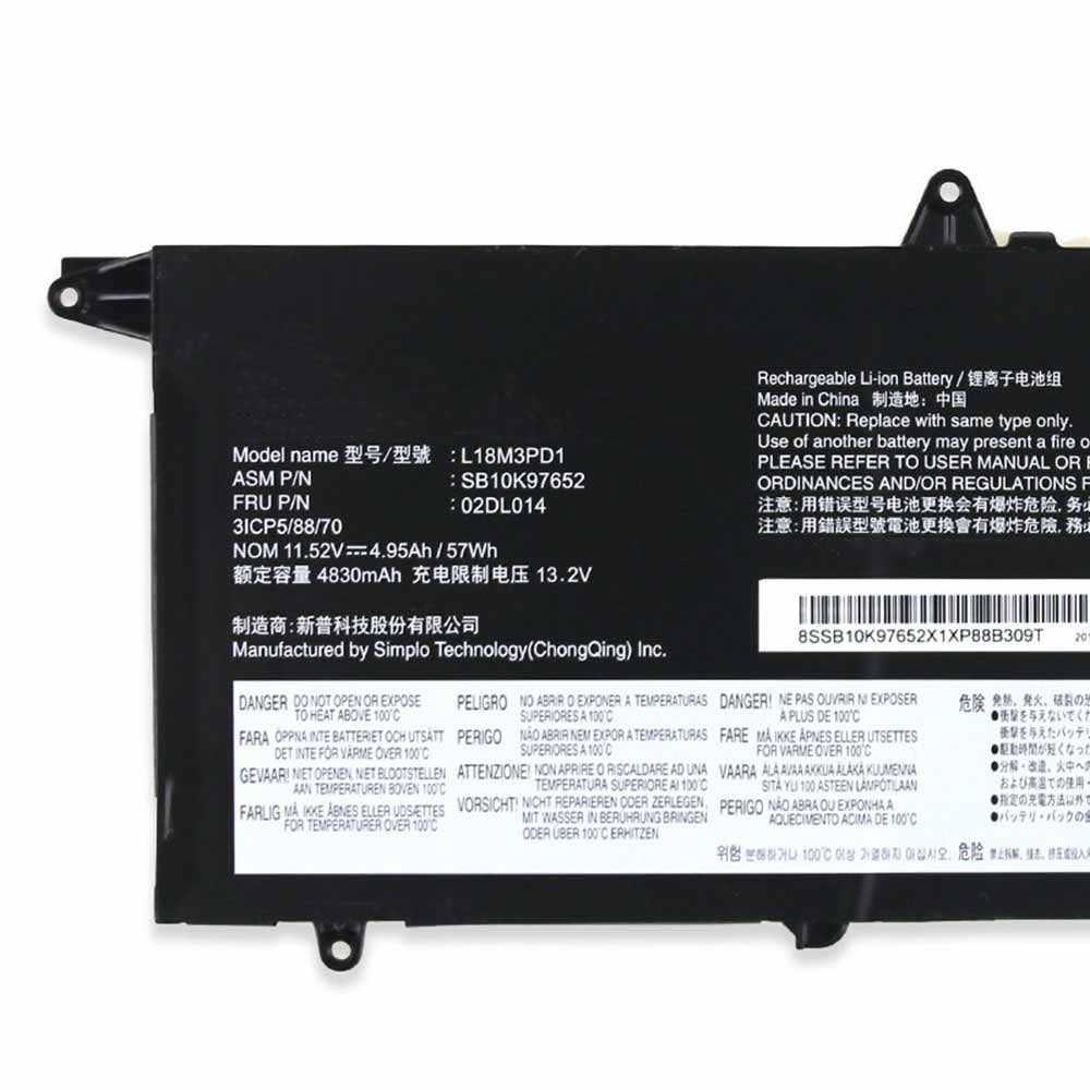 Lenovo L18C3PD2