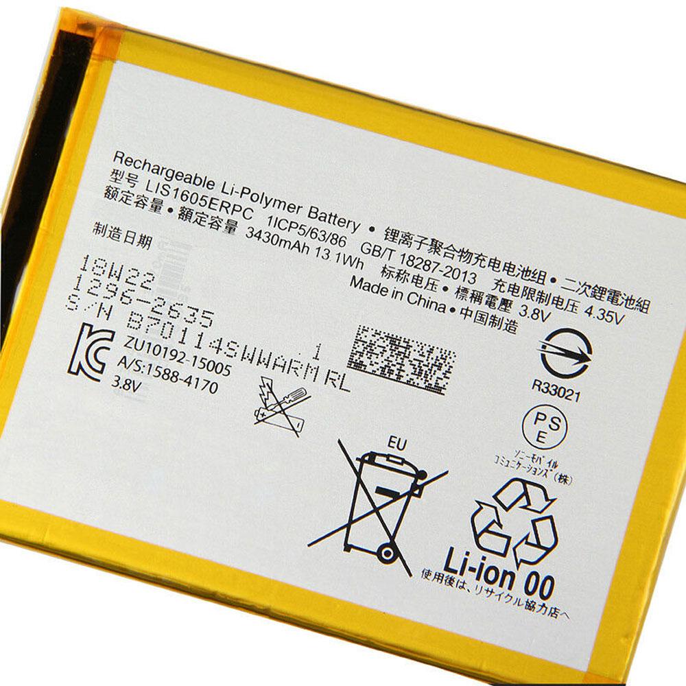 Sony LIS1605ERPC