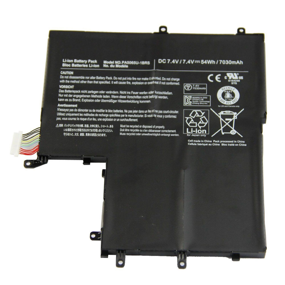 Toshiba Satellite U845W U840W-S400 battery