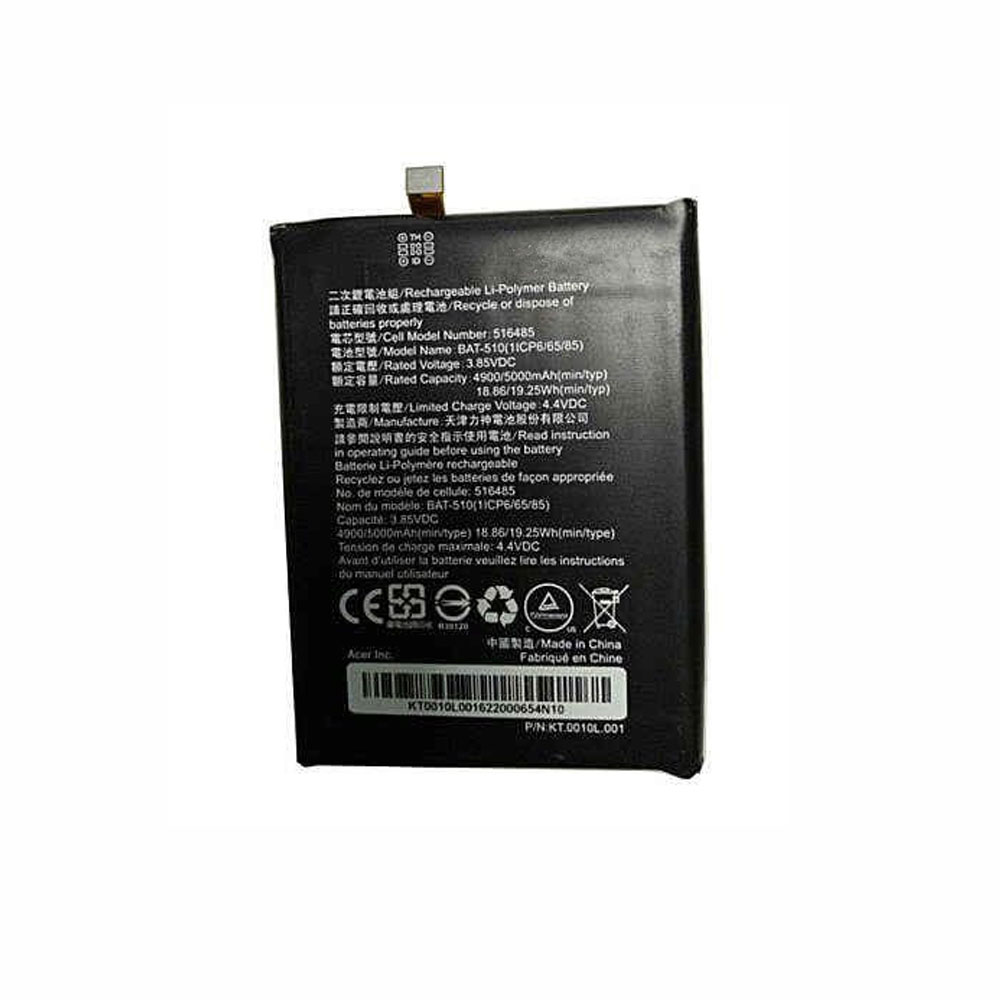 Acer BAT-510  SP516485SF-C battery