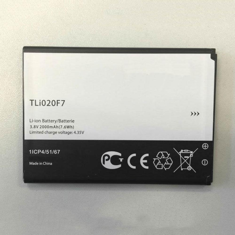 Alcatel TLI020F7