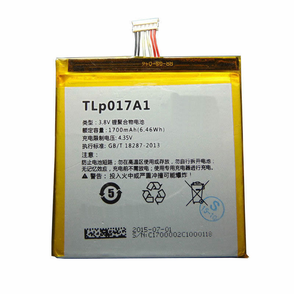 Alcatel TLP017A1