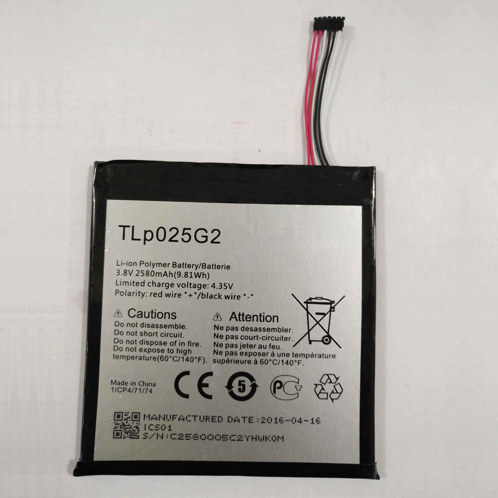 Alcatel TLp025G2