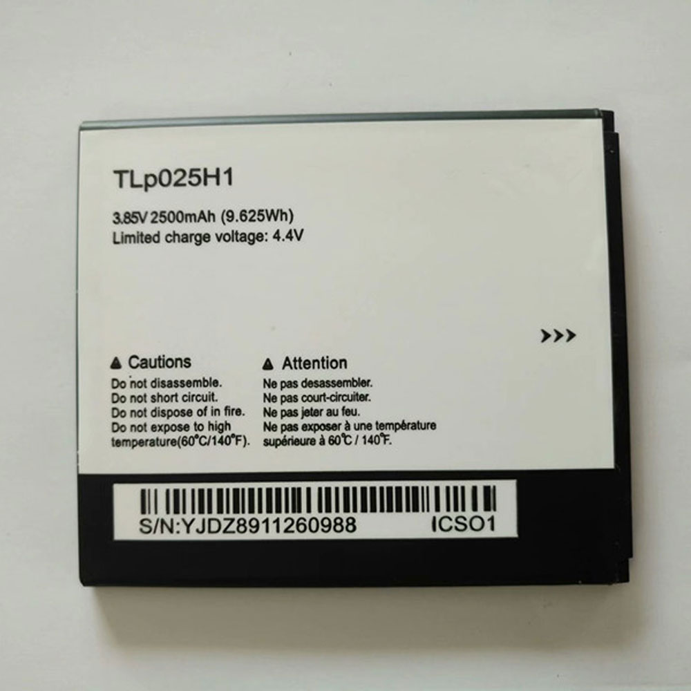 Alcatel TLP025H7