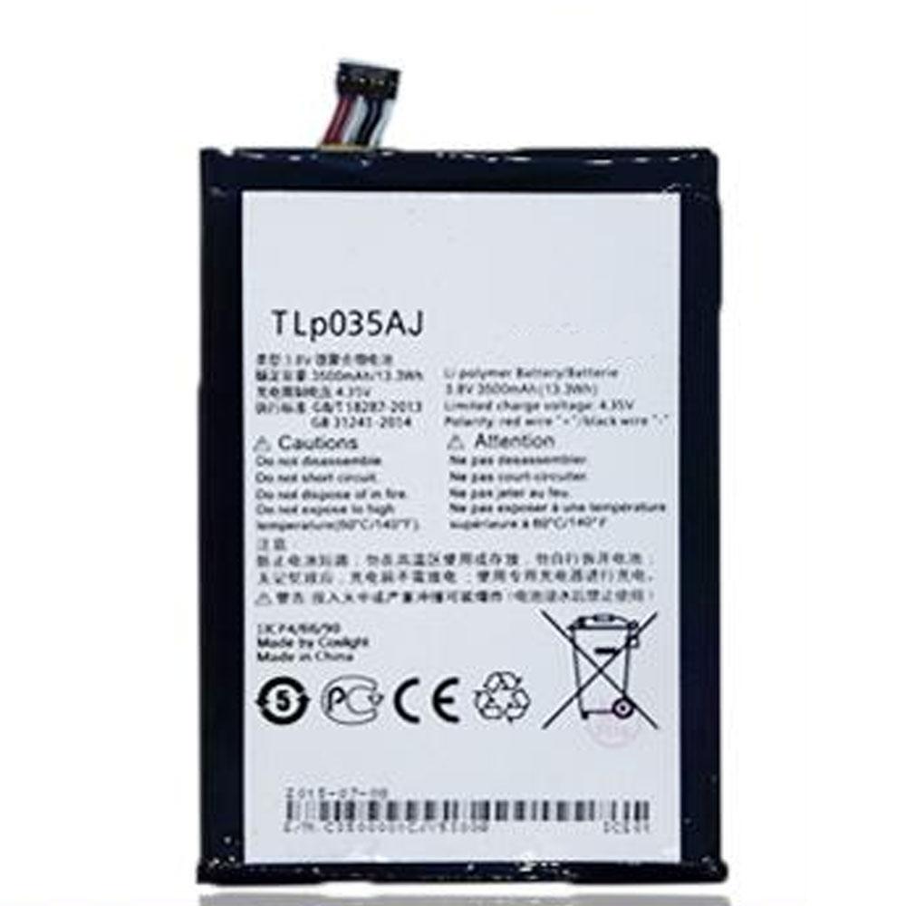 Alcatel TLP035Aj