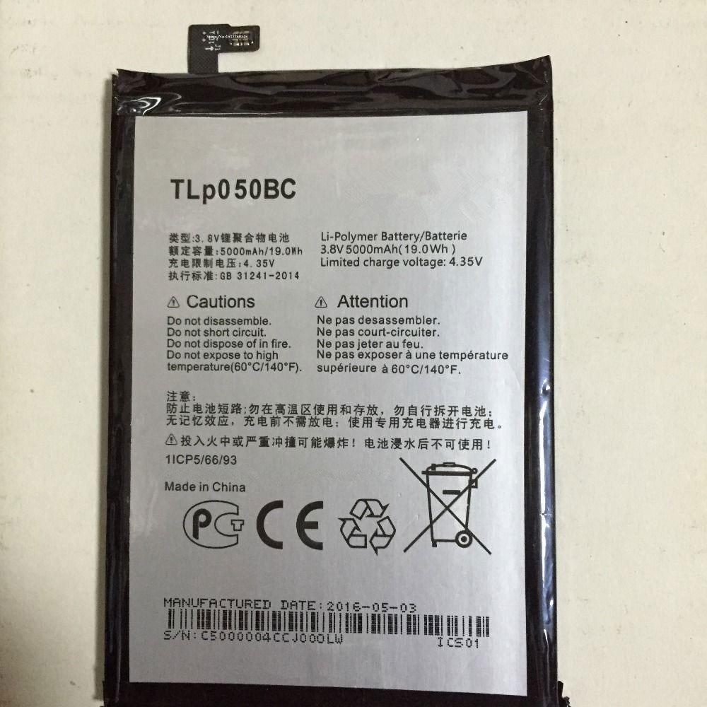 Alcatel TLp050BC