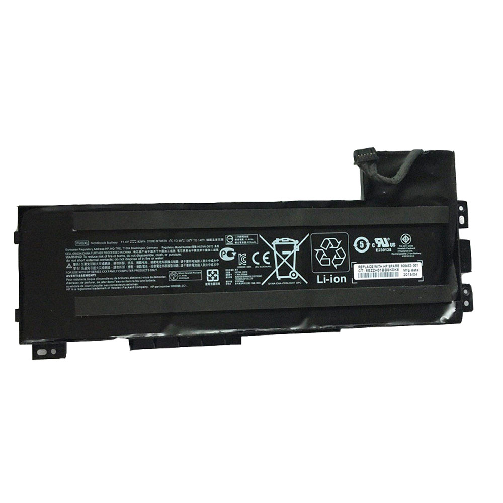 HP ZBook 15 G4 G3 17 G3 battery