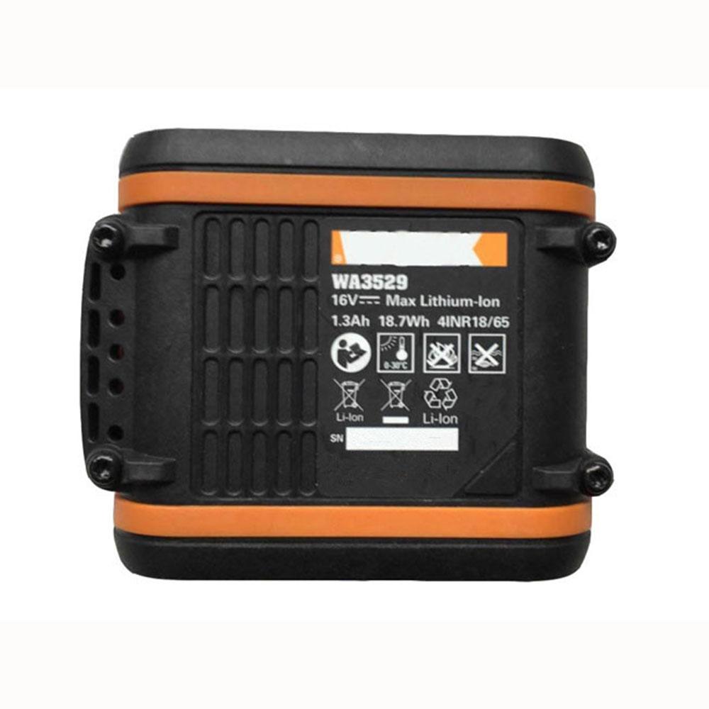WORX WA3529 WA3541 MAX 16V Tools battery