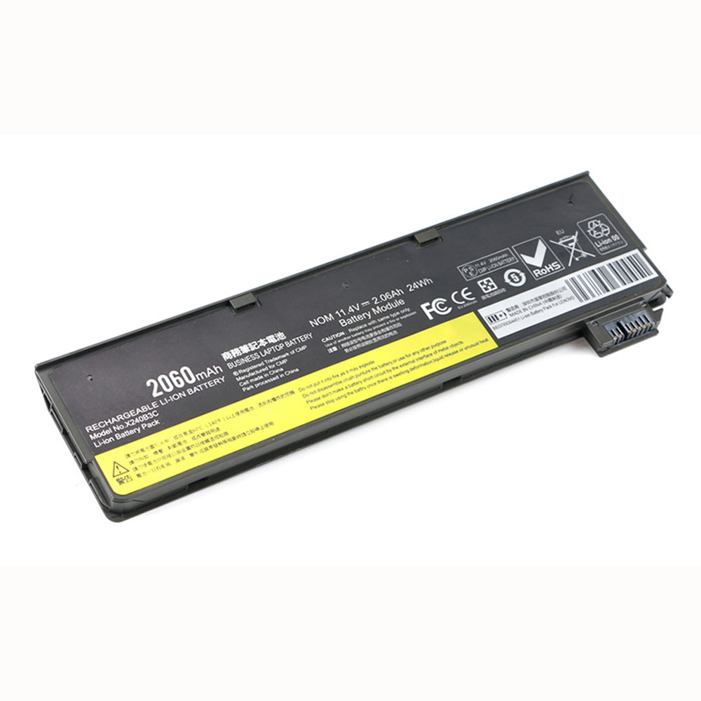 Lenovo ThinkPad T440 T450 T450s T460 X240 X25... battery
