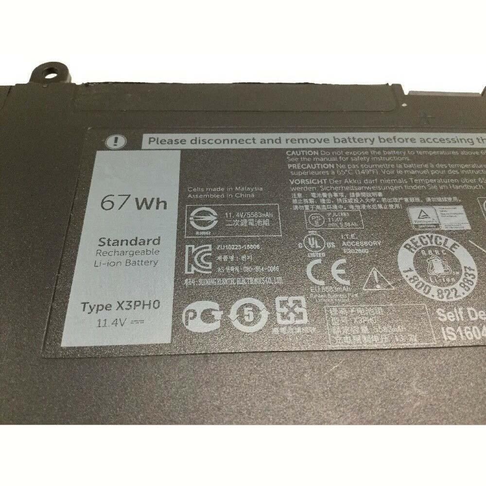 Dell X3PH0